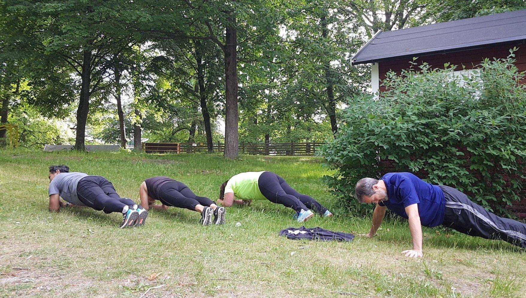 Boka träning