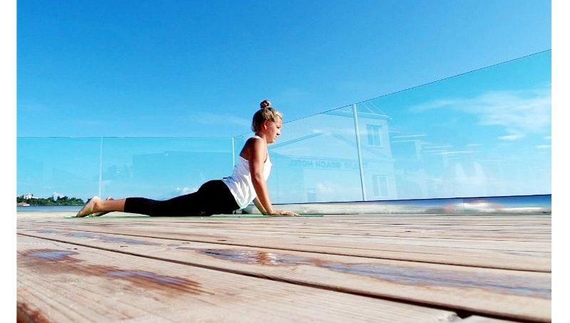 31 dagar yoga